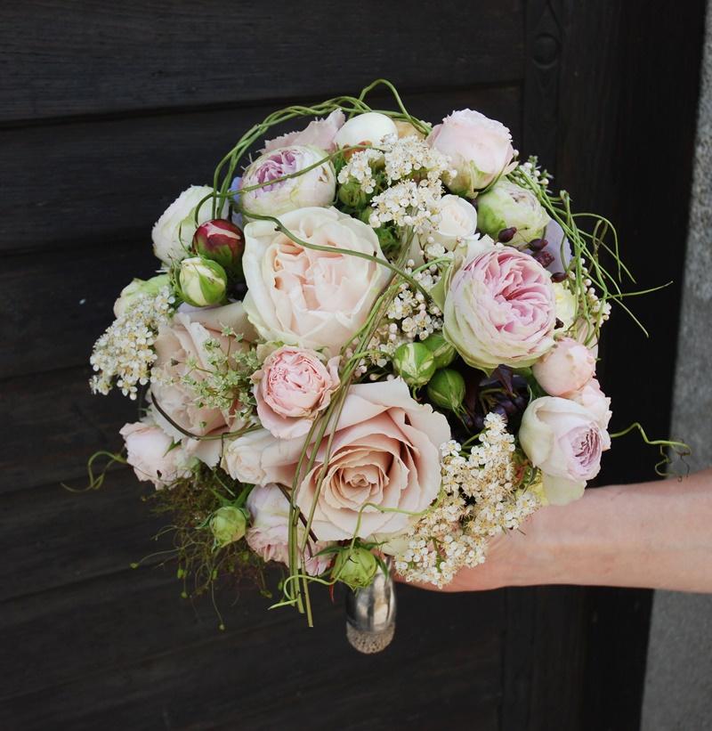 Brautstrauss Blumen Lehner